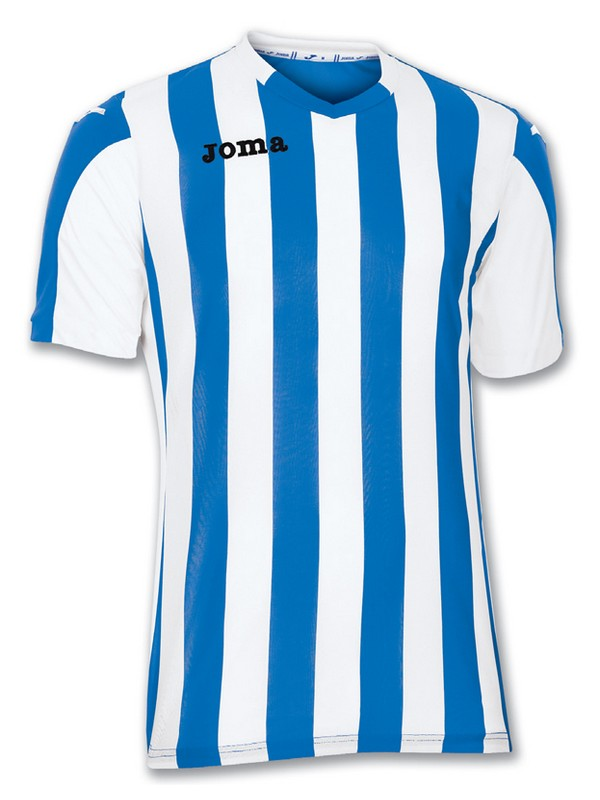 CAMISETA COPA M/C ROYAL-BLANCO