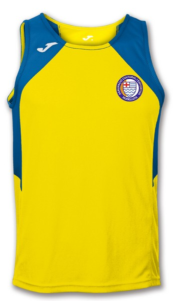 CAMISETA TIRANTES YELLOW