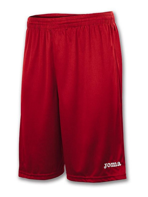 JOMA SHORT BASKET ROJO