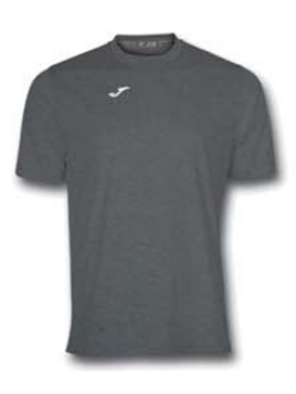 JOMA T-SHIRT COMBI S/S GRIS MELANGE OSCURO