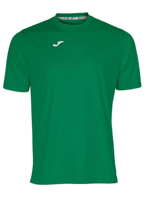 JOMA T-SHIRT COMBI S/S GREEN