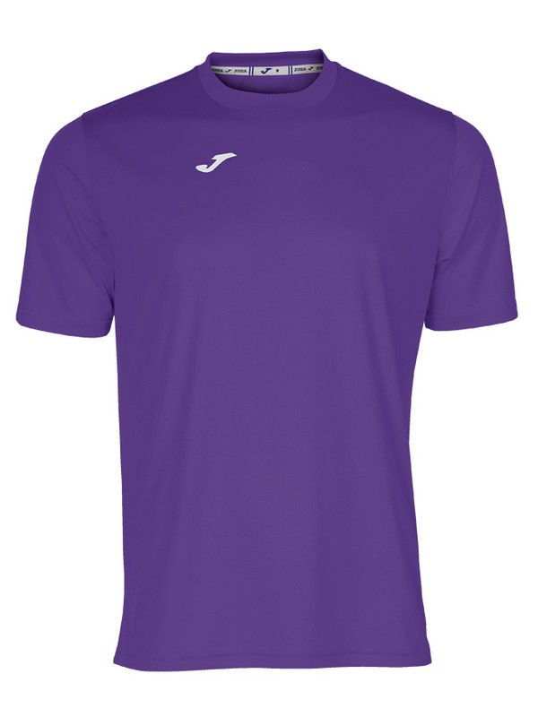 JOMA T-SHIRT COMBI S/S VIOLET