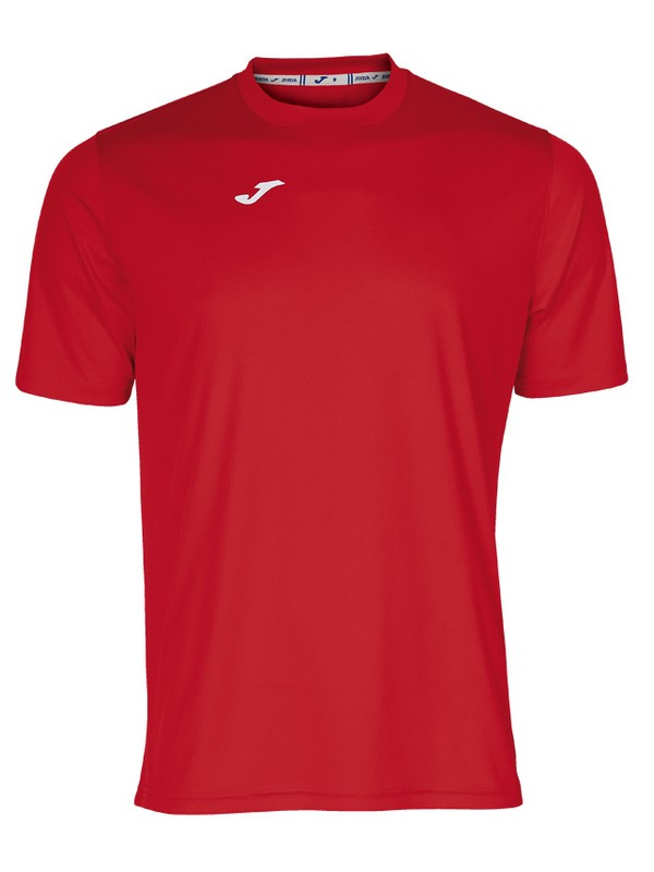 JOMA T-SHIRT COMBI S/S RED
