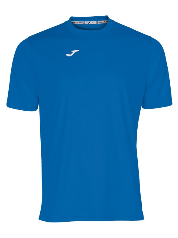 JOMA T-SHIRT COMBI S/S ROYAL