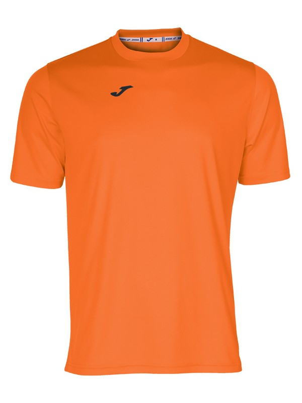 JOMA T-SHIRT COMBI S/S ORANGE