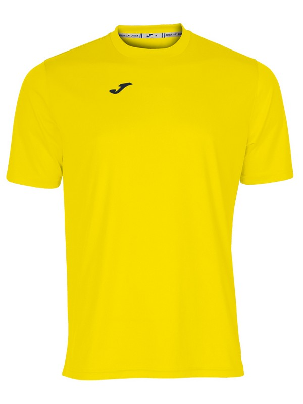 JOMA T-SHIRT COMBI S/S YELLOW