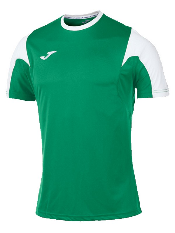 T-SHIRT ESTADIO S.S VERDE-BLANCO