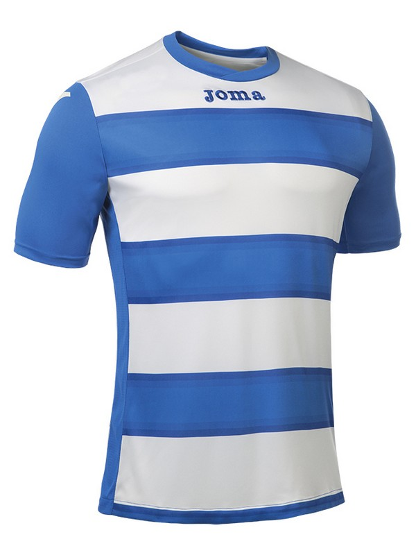 CAMISETA EUROPA III M/C ROYAL-BLANCO