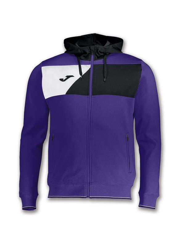 JOMA CHAQUETA CREW HOODED PURPLE