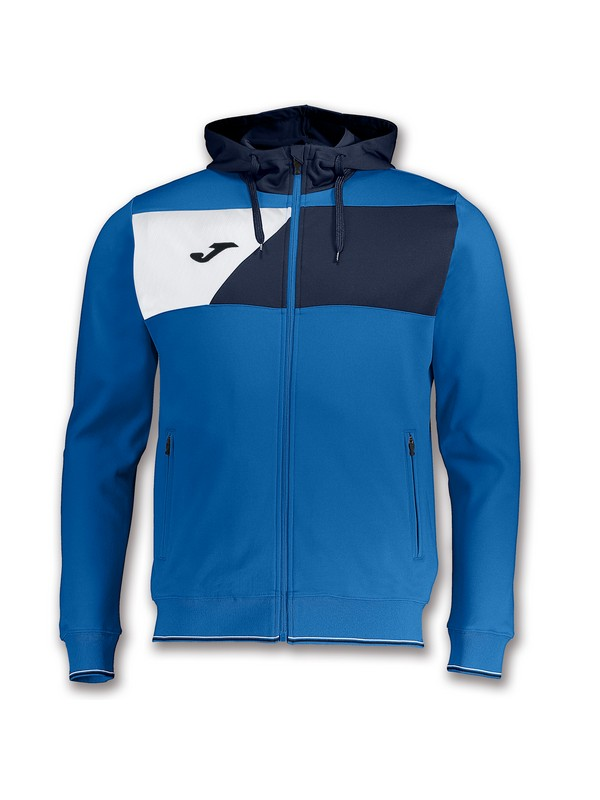 JOMA CHAQUETA CREW HOODED ROYAL