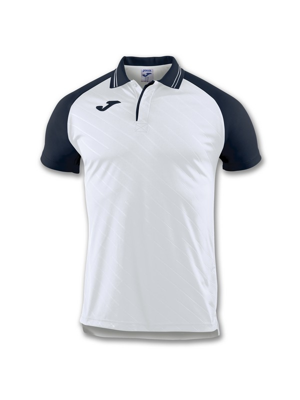 JOMA POLO TORNEO II HOME WHITE-NAVY