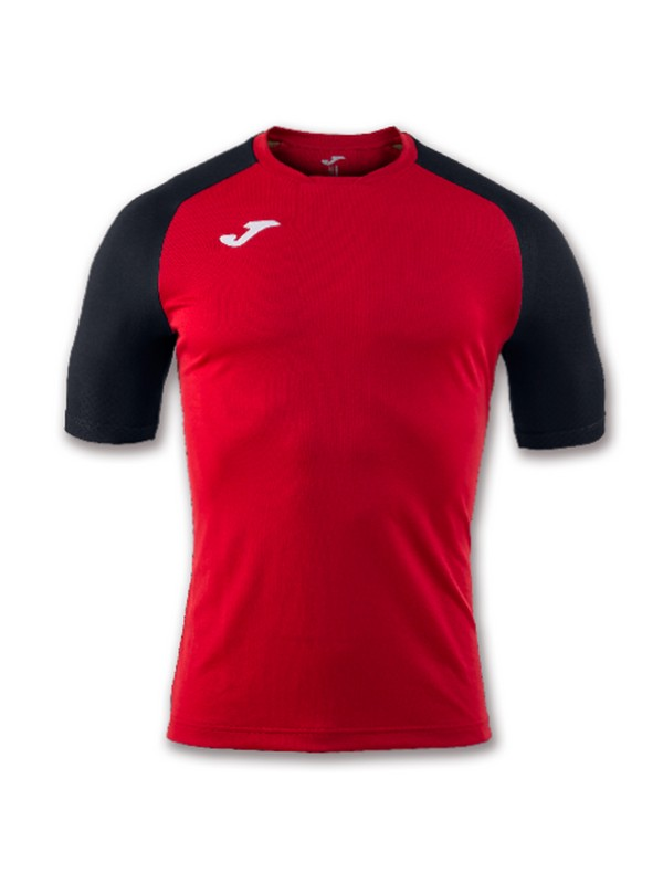 JOMA CAMISETA EMOTION ROJO-NEGRO