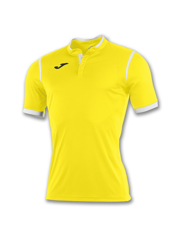 JOMA CAMISETA TOLETUM YELLOW/WHITE