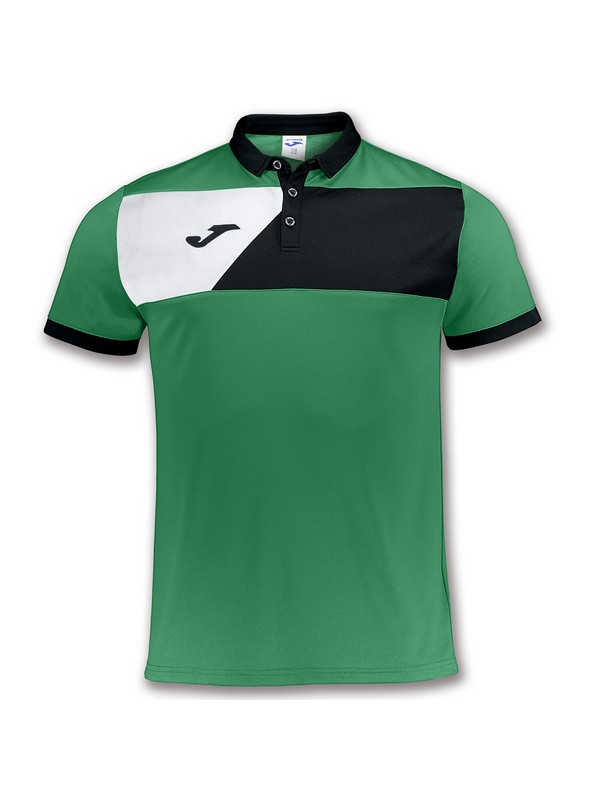 JOMA POLO CREW II GREEN