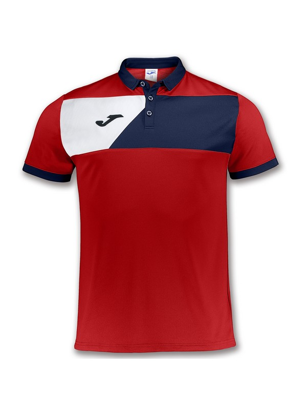 JOMA POLO CREW II RED