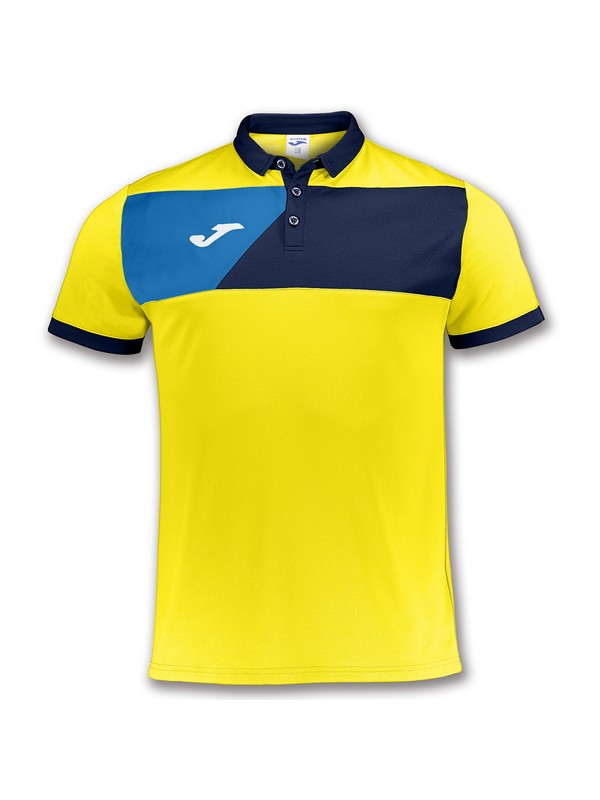 JOMA POLO CREW II YELLOW