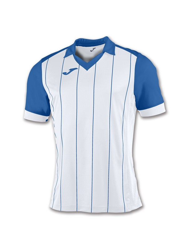 JOMA CAMISETA GRADA M/C BLANCO-ROYAL