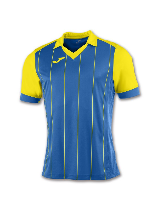 JOMA CAMISETA GRADA M/C ROYAL-AMARILLO