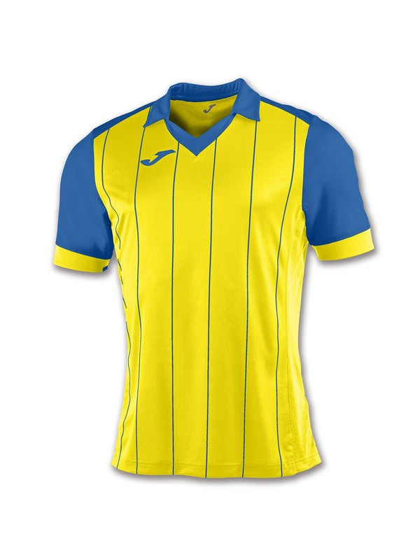 JOMA CAMISETA GRADA M/C AMARILLO-ROYAL