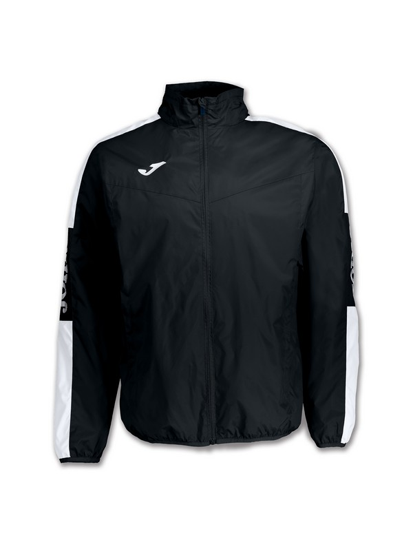 JOMA RAINCOAT CHAMPION IV NEGRO-BLANCO