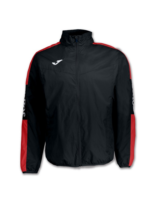 JOMA RAINCOAT CHAMPION IV NEGRO-ROJO