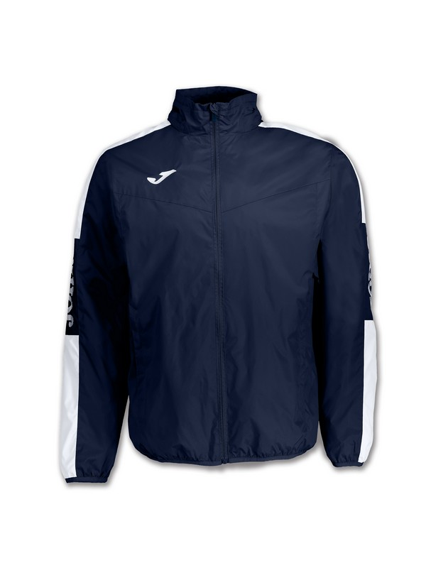 JOMA RAINCOAT CHAMPION IV MARINO-BLANCO