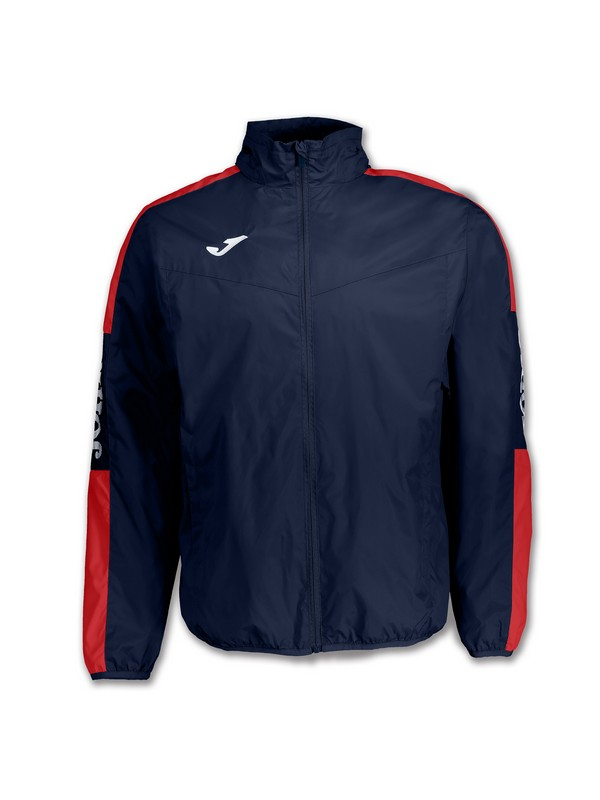JOMA RAINCOAT CHAMPION IV MARINO-ROJO
