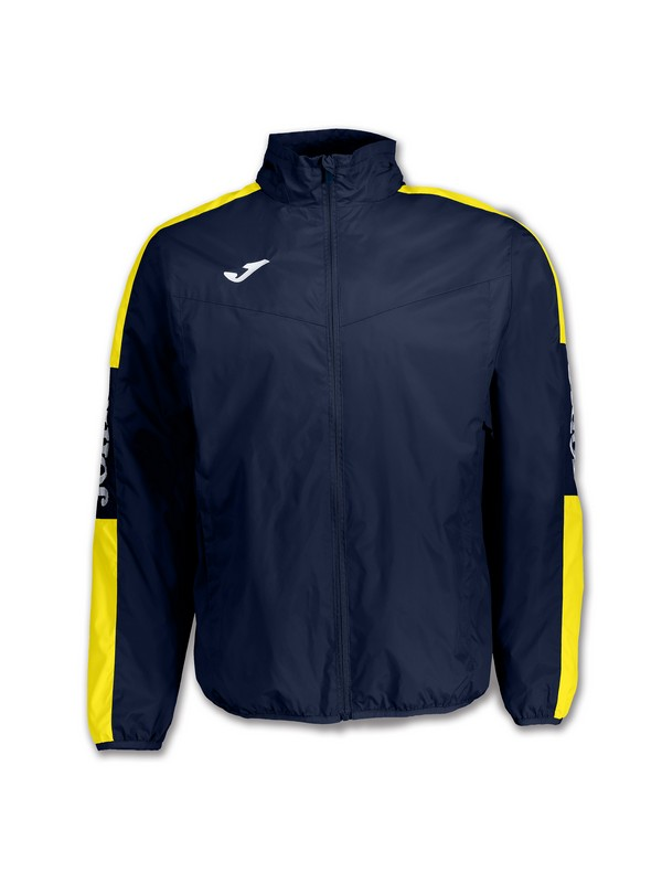 JOMA RAINCOAT CHAMPION IV MARINO-AMARILLO