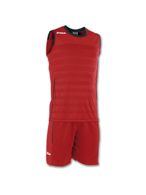 JOMA SET SPACE II S/M ROJO