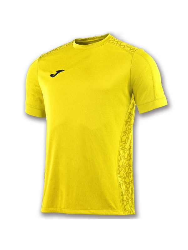 JOMA T-SHIRT DINAMO II  S/S YELLOW