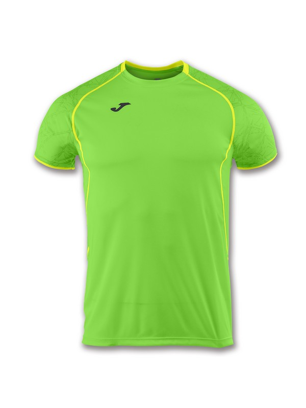 JOMA CAMISETA M/C RECORD II GREEN-YELLOW