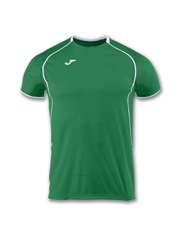 JOMA CAMISETA M/C RECORD II GREEN-WHITE