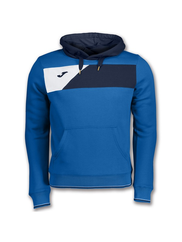 JOMA SWEATSHIRT CREW II HOODED ROYAL