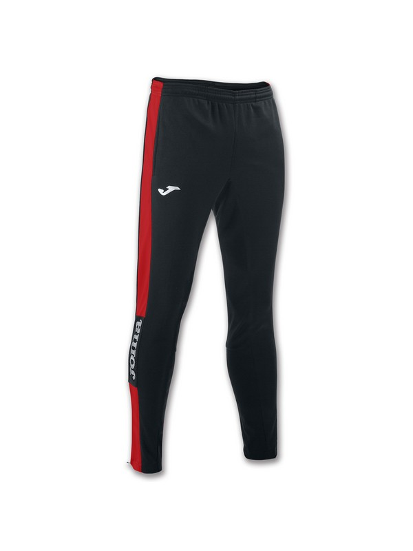 JOMA PANTALÓ LLARG CHAMPION IV BLACK-RED