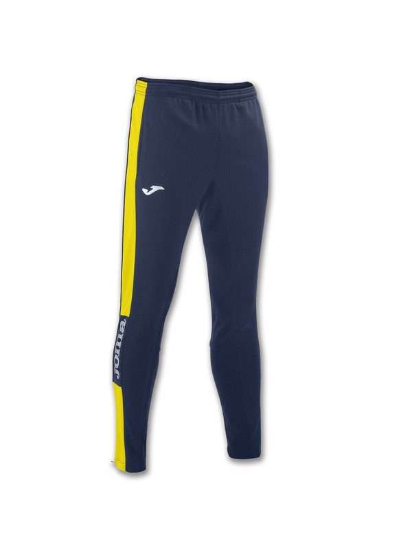 JOMA PANTALÓ LLARG CHAMPION IV NAVY-YELLOW