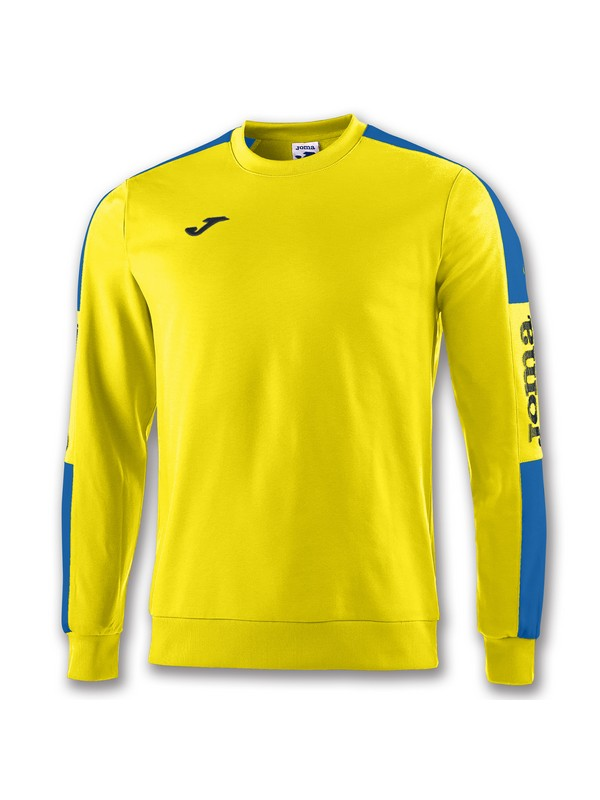 JOMA SUDADERA CHAMPION IV AMARILLO-ROYAL