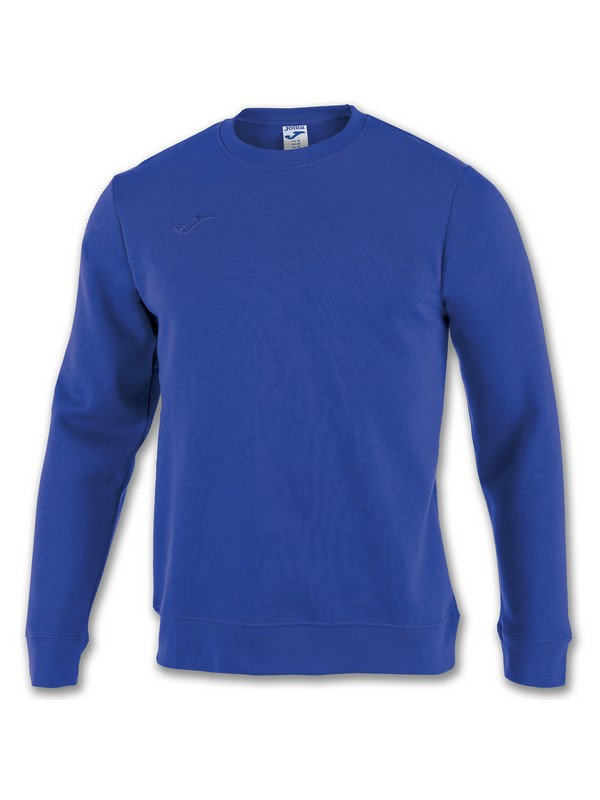 JOMA SWEATSHIRT COMBI COTTON ROYAL
