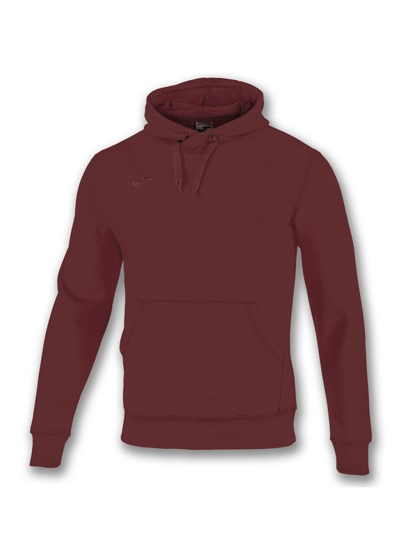 JOMA SUDADERA CAPUTXA COMBI COTTON RED
