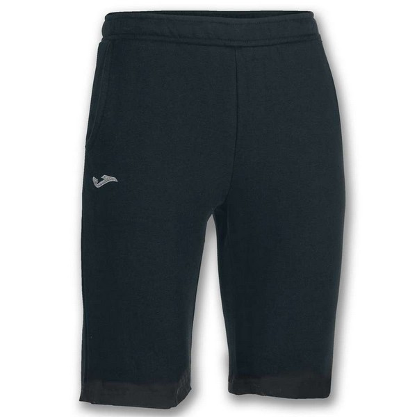 JOMA SPORT SHORT TERRY SALÓNICA BLACK