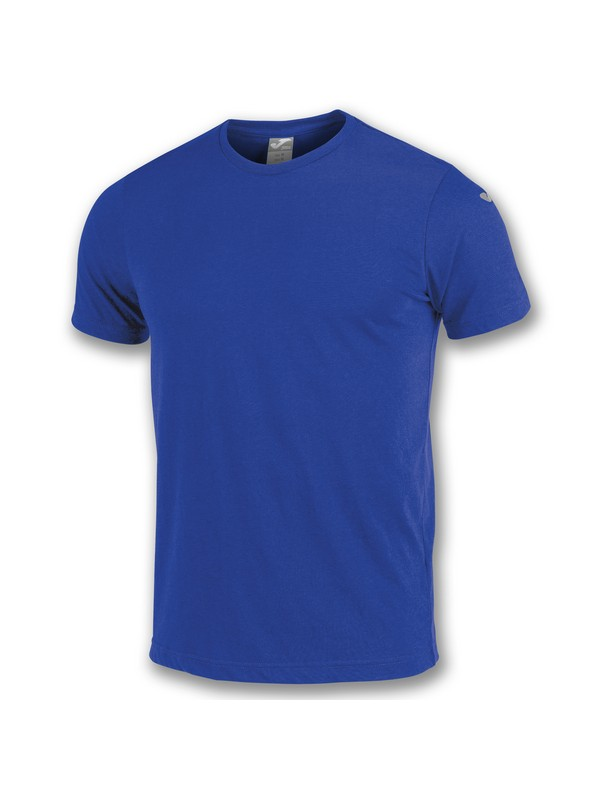 TSHIRT COMBI COTTON S/S ROYAL