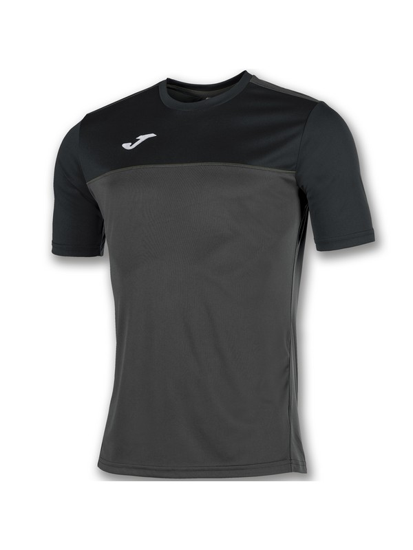 JOMA CAMISETA M/C WINNER ANTHRACITE-BLACK