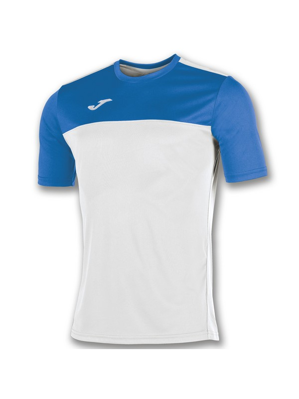 JOMA CAMISETA M/C WINNER WHITE-ROYAL