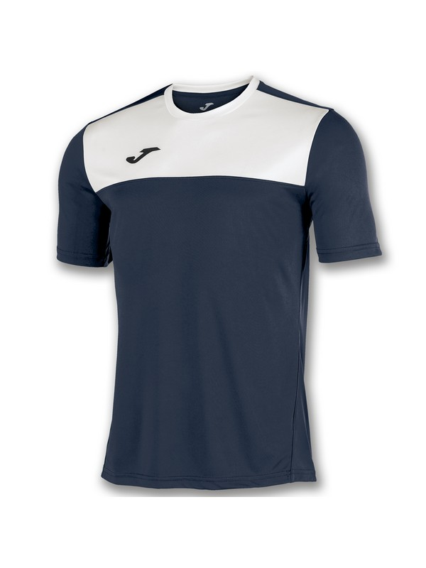 JOMA CAMISETA M/C WINNER NAVY-WHITE