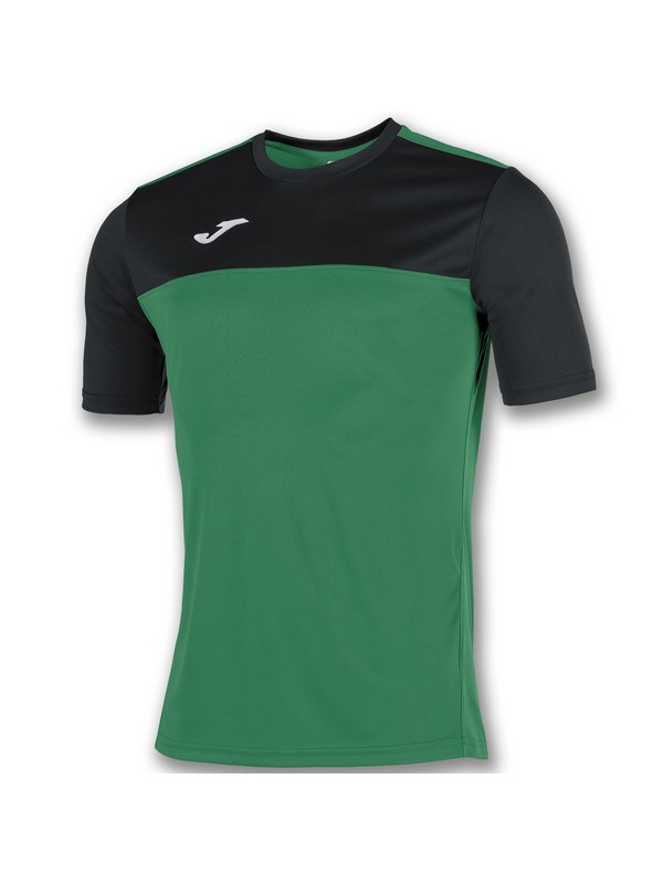 JOMA CAMISETA M/C WINNER GREEEN-BLACK