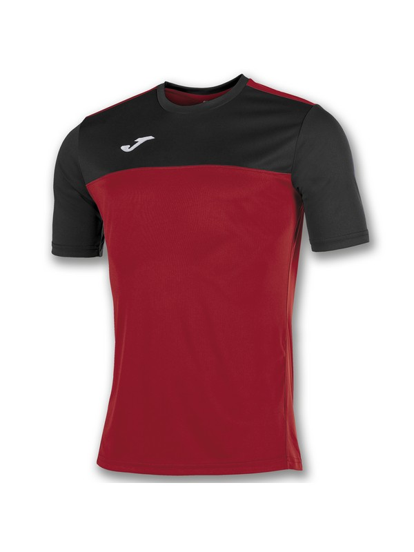 JOMA CAMISETA M/C WINNER RED-BLACK