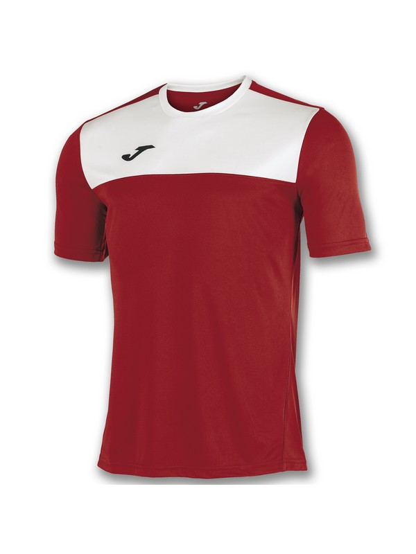 JOMA CAMISETA M/C WINNER RED-WHITE