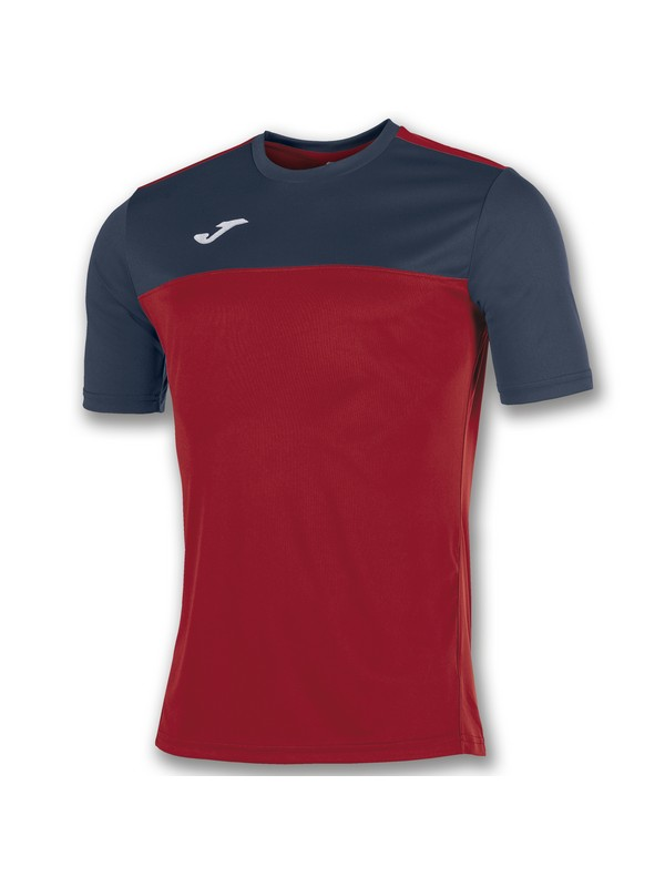 JOMA CAMISETA M/C WINNER RED-NAVY