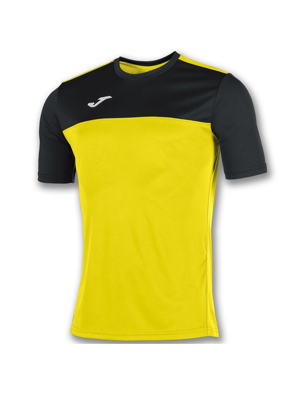 JOMA CAMISETA M/C WINNER YELLOW-BLACK