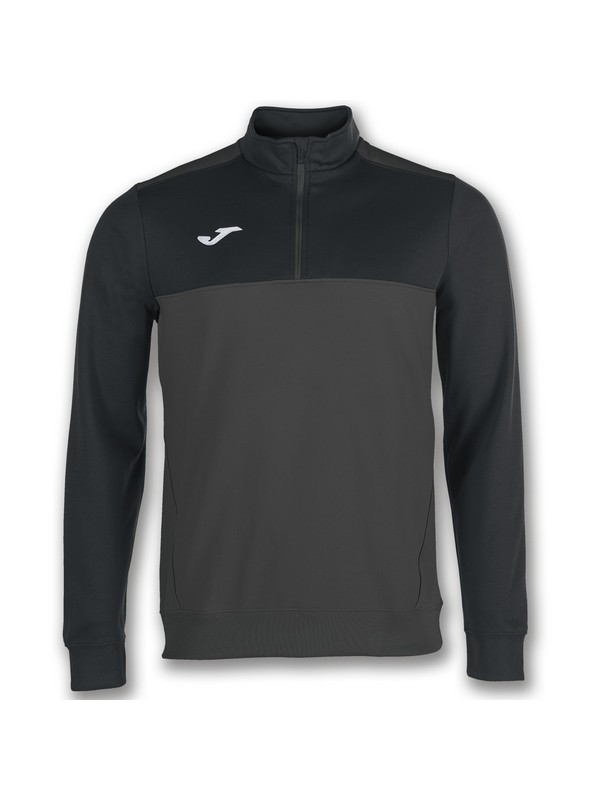 JOMA SUDADERA 1/2 CREM. WINNER ANTHRACITE-BLACK