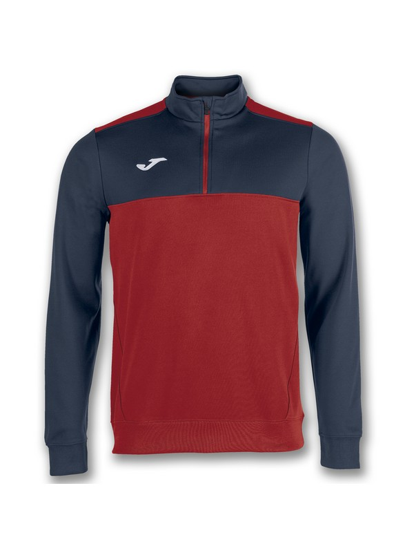 JOMA SUDADERA 1/2 CREM. WINNER RED-NAVY